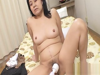 Mako Anzai - JAV Of age With an increment of Her Sexual Thrills